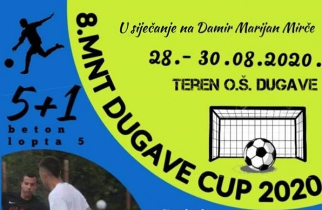 MNT Dugave Cup 2020